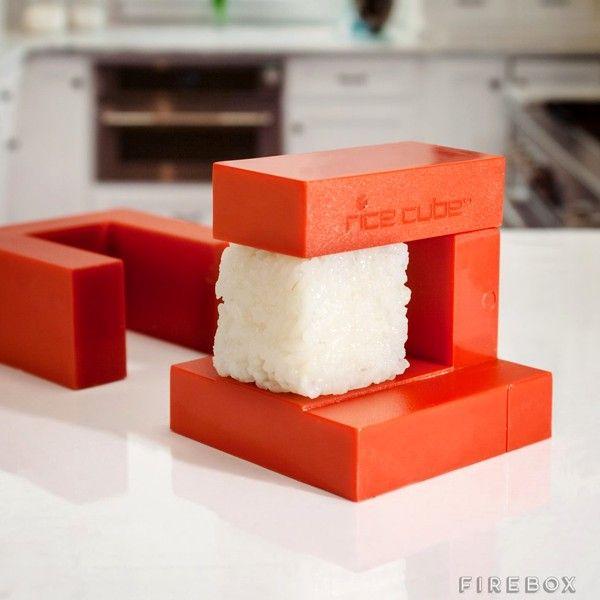 Rice Cuber