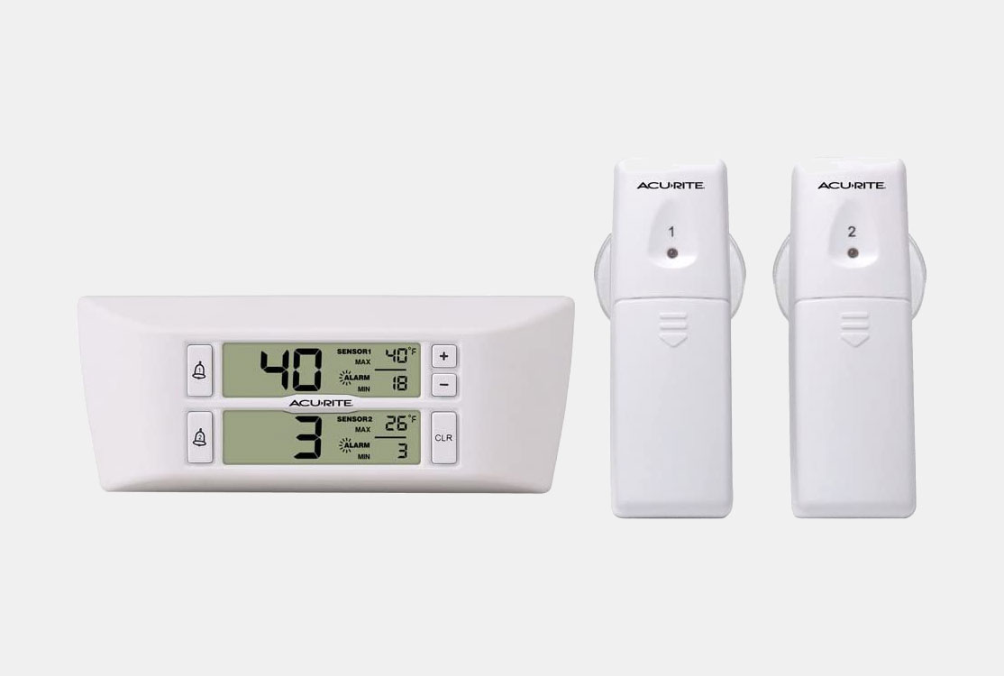 Freezer Alarm