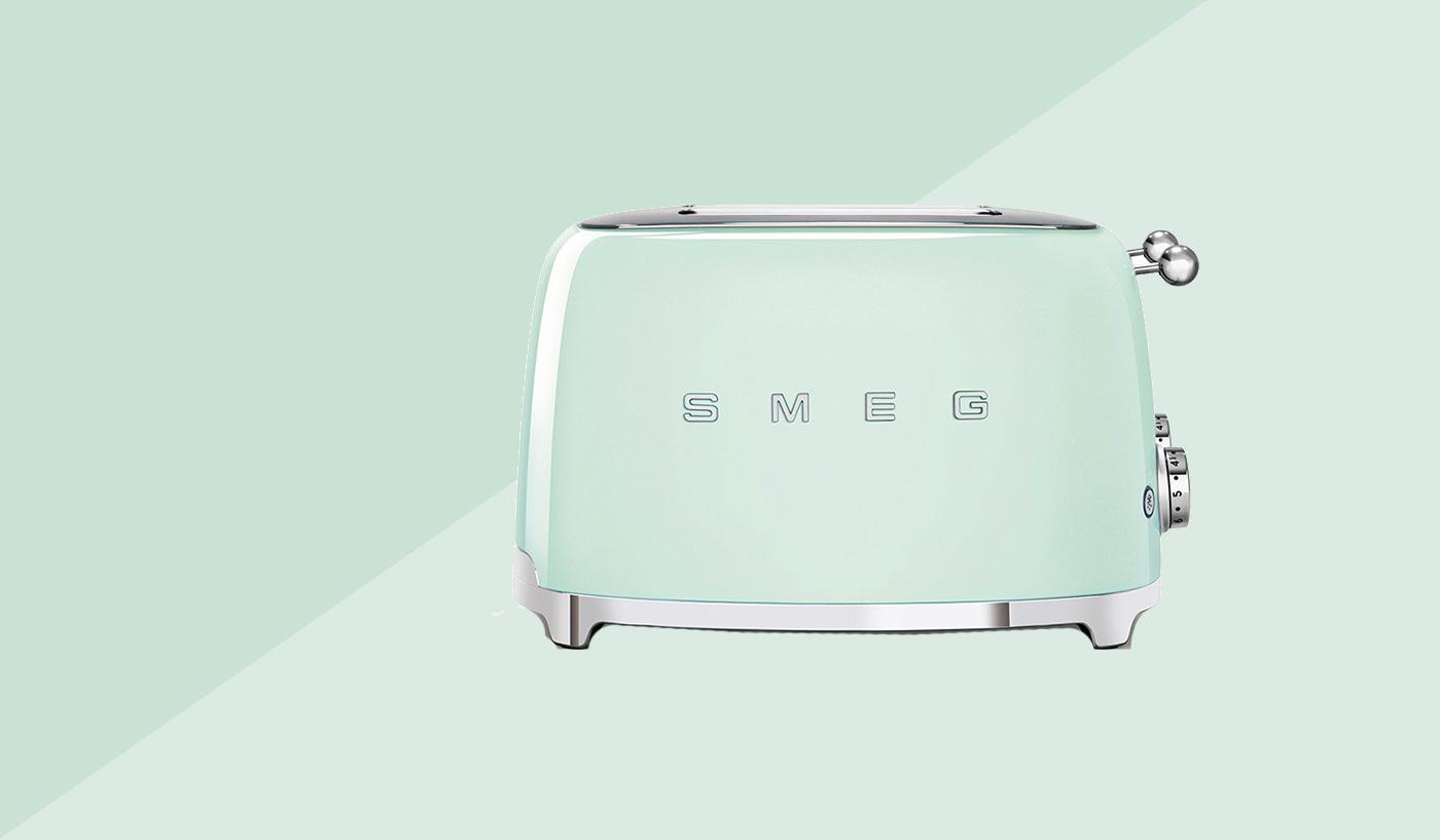 Let Your Mint Green Kitchen Appliances Make A Statement