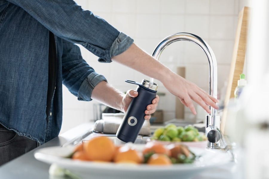 If you want to remove the minerals and that distinctive hard water taste, you will need to get your hands on a water softener.